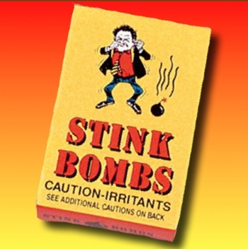 Stink Bombs (Pack mit 3 Ampullen)